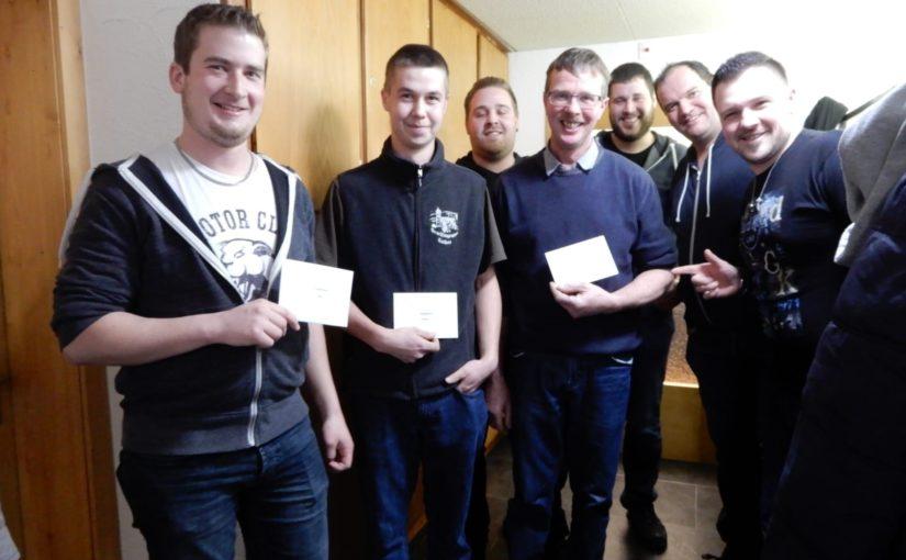 Viele der besten Keglern aus der Schweiz nahmen am Gabenkegeln im Gasthof Krone Luthern teil