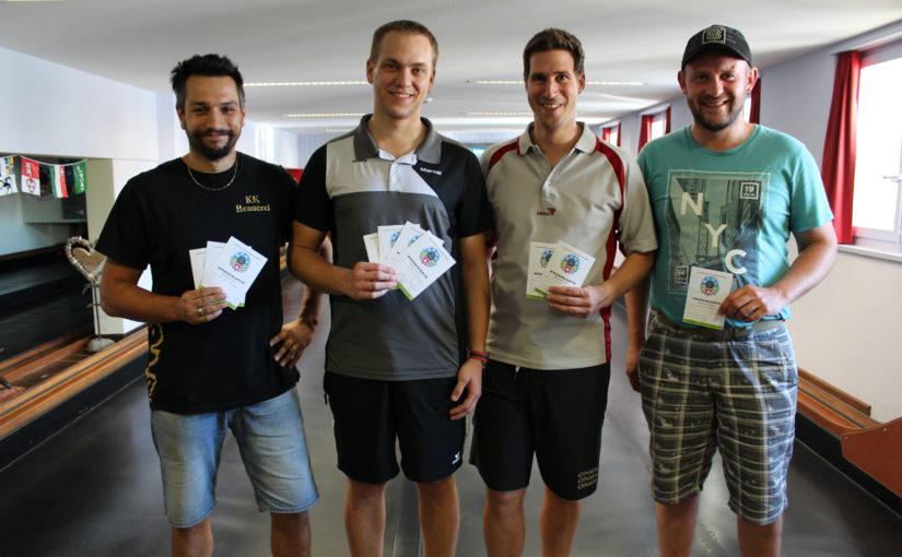 Marcel Soltermann gewinnt 1. Einzelcup für Jüngere