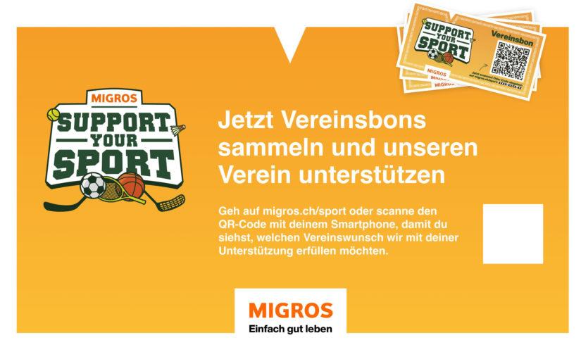 Kegelklubs bei «Support your Sport»