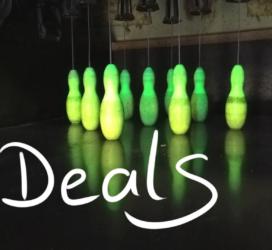 Deals zum Wochenstart
