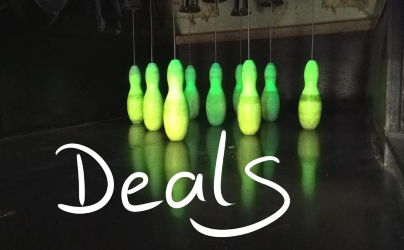 Deals zum Wochenende