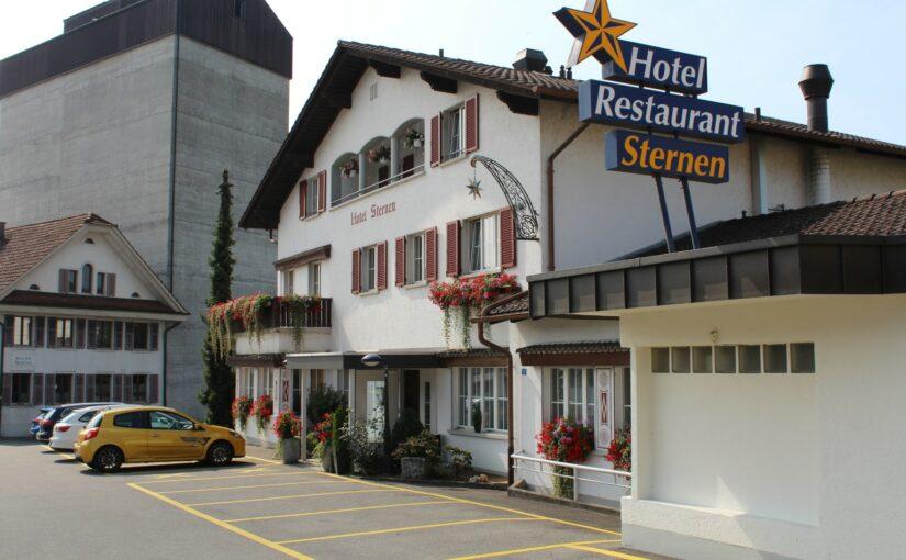 Neue Besitzer im Restaurant Sternen, Gelfingen