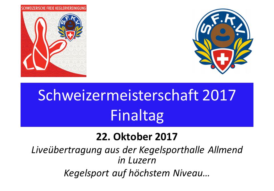 Live-Stream der Schweizermeisterschaft SFKV