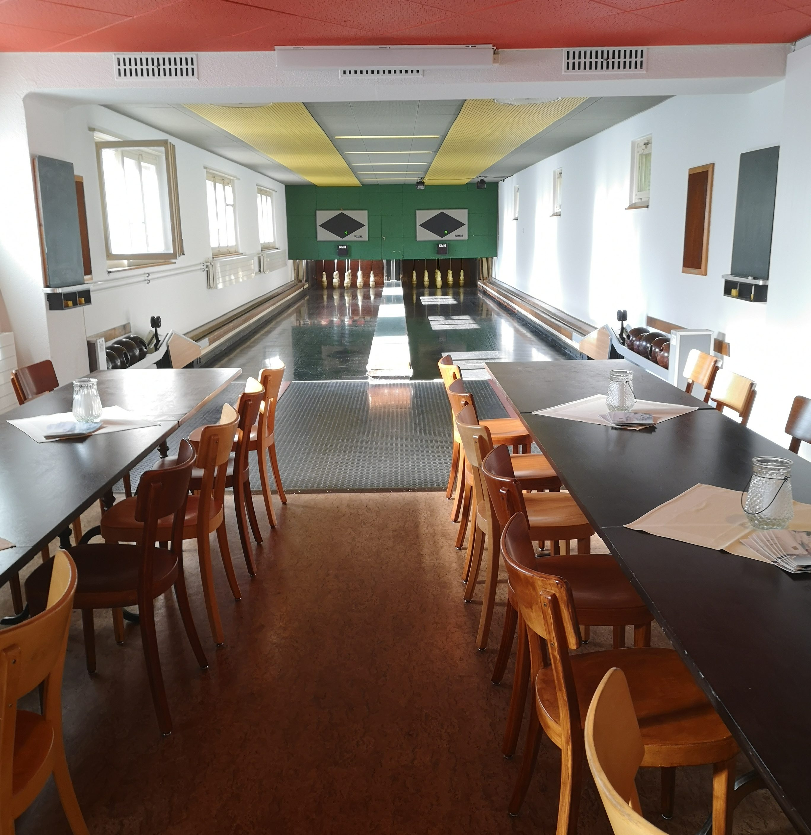 Wiedereröffnung Kegelbahn im Ziegelhüsi in Deisswil b. Stettlen